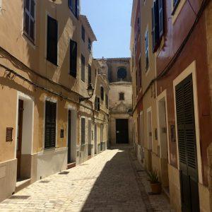 Cittadella in Menorca