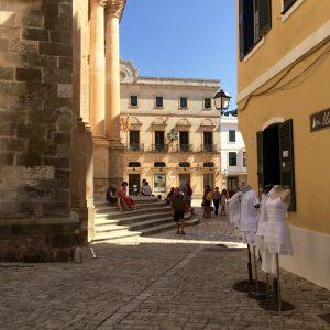Ciutadella in Menorca