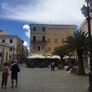 Im Ort la Maddalena