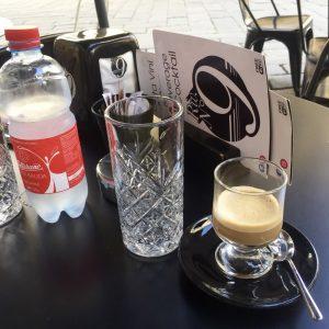 Pause in Savona