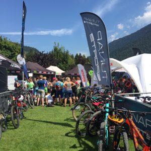 Das Bike Women Camp 2018 geht los