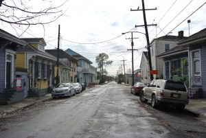 street in Bywater