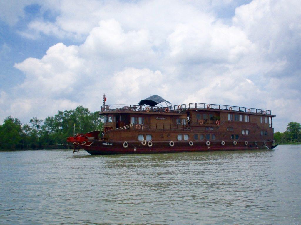 Die Mekong Eyes in ihrer ganzen Pracht