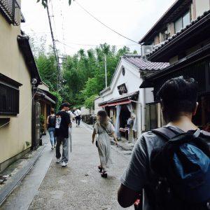 Arashiyama entdecken