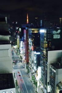 Tokyo entdecken - Tokyo Tower