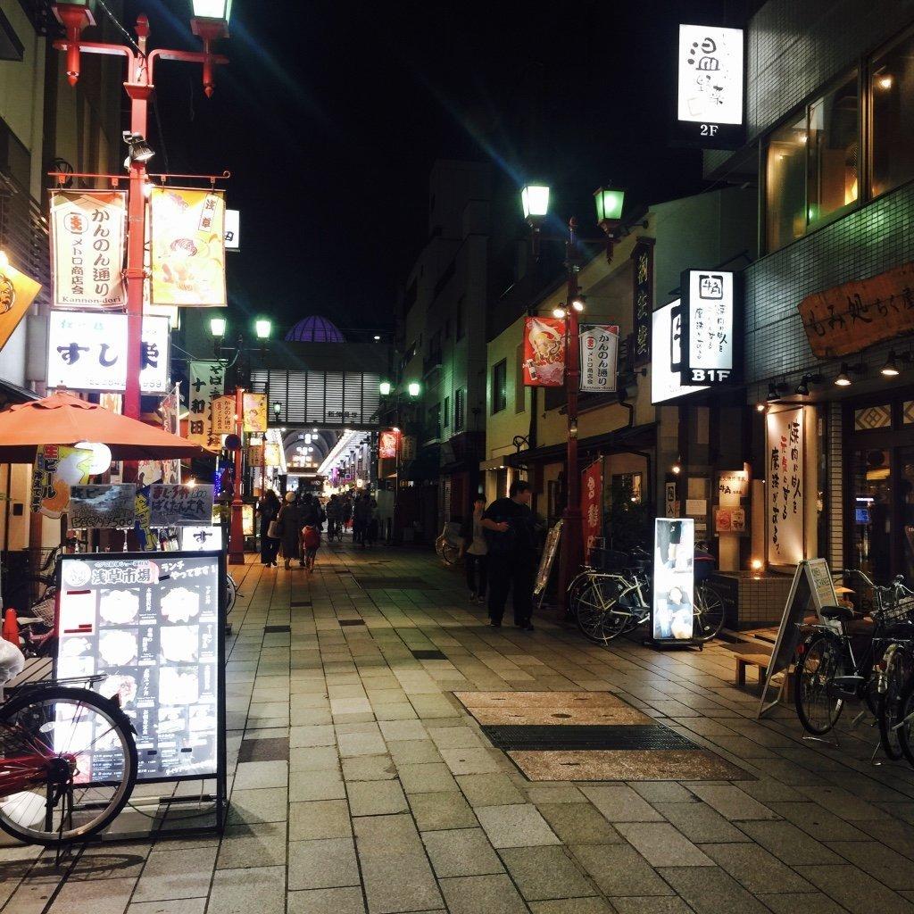 Tokyo erkunden