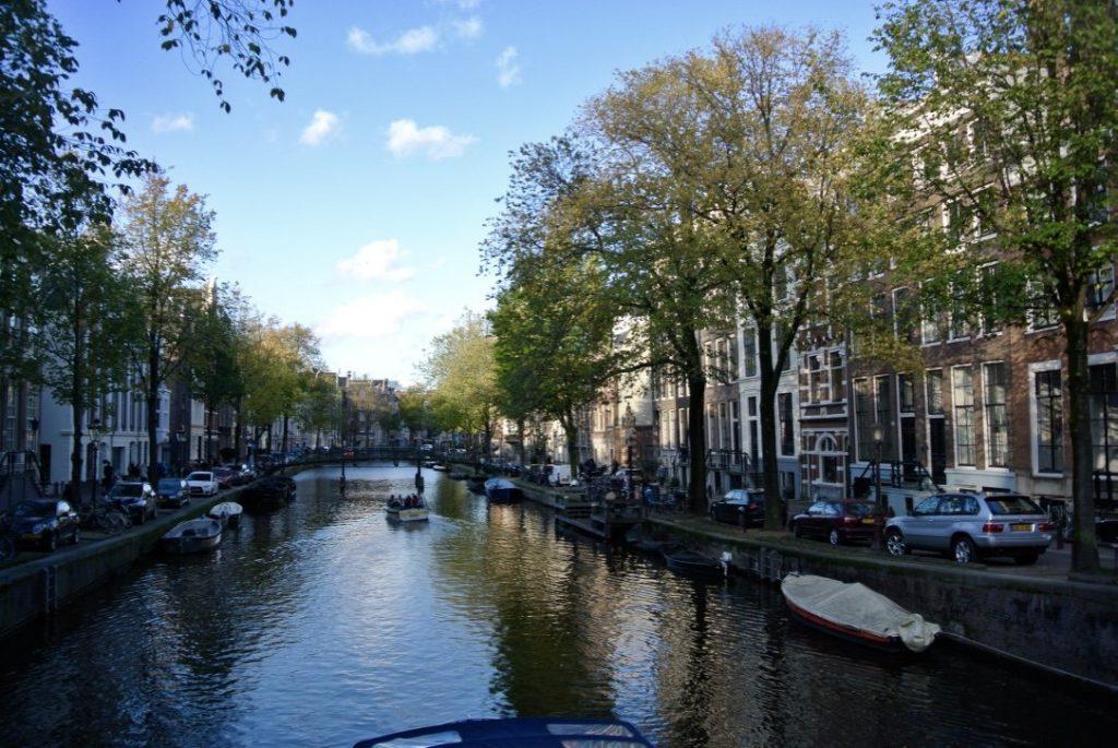 Mein Amsterdam erlben - Grachten