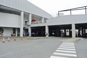 Tokyo Kreuzfahrtterminal