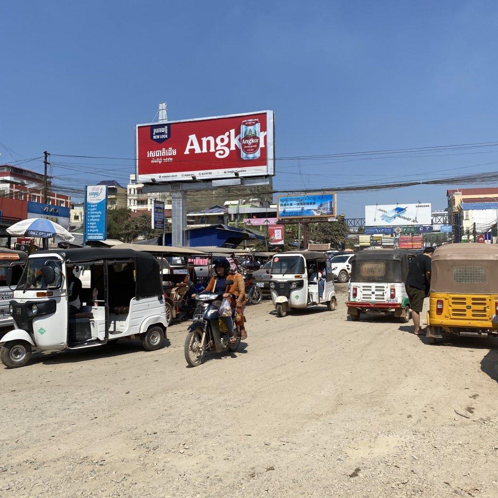 Kambodscha: Sihanoukville entdecken