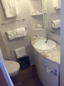 Bad der Kabine 10301
