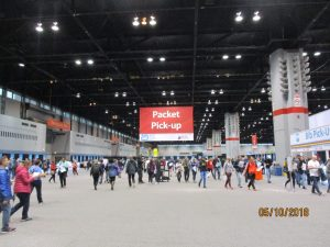Chicago Marathon 2018, die Expo