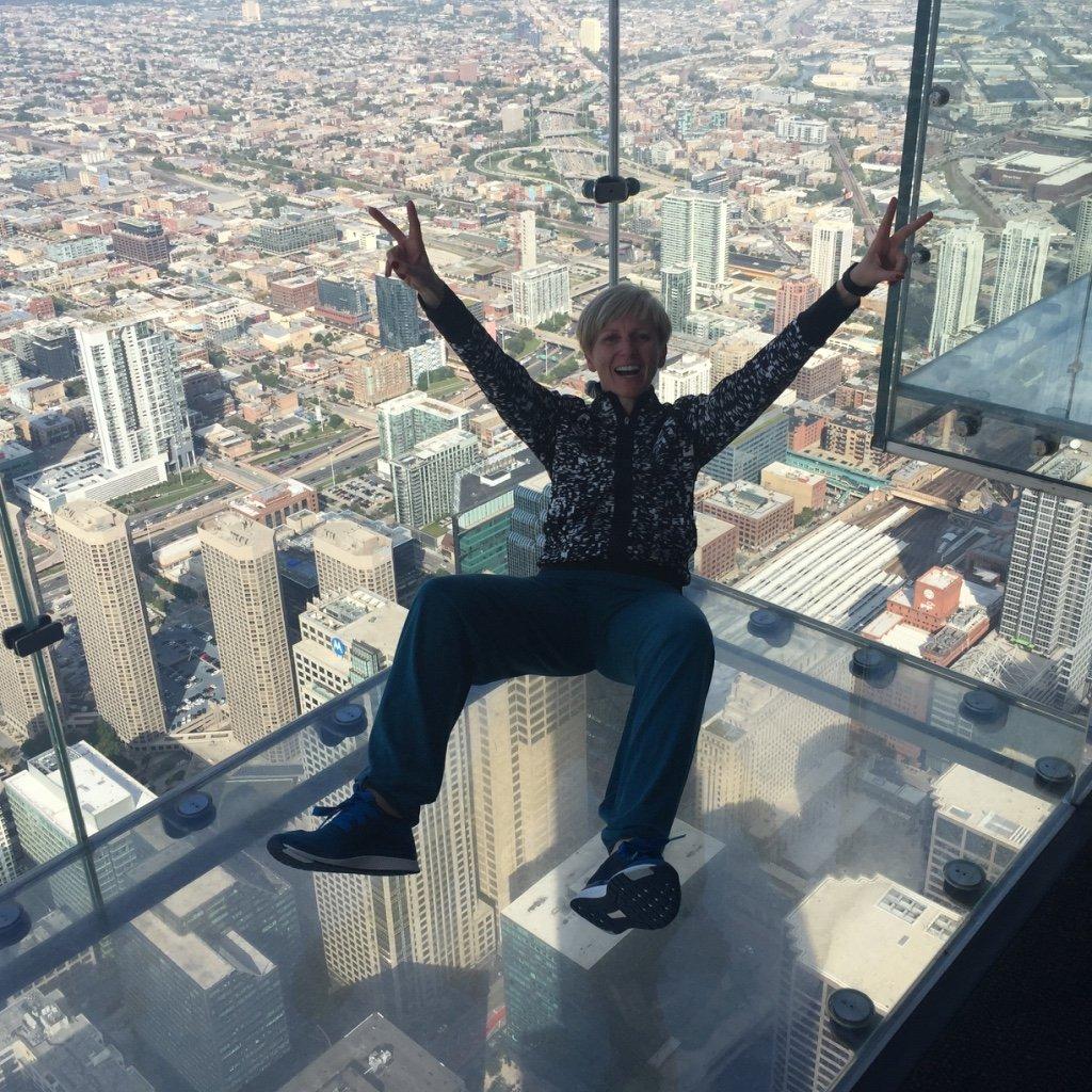 Chicago City Trip - Ledge