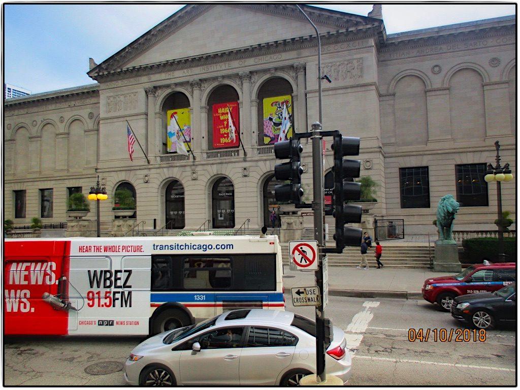 Chicago erleben während der Big Bus Tour