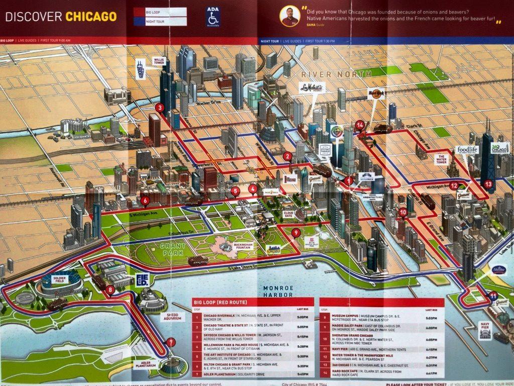 Chicago Big Bus Tour