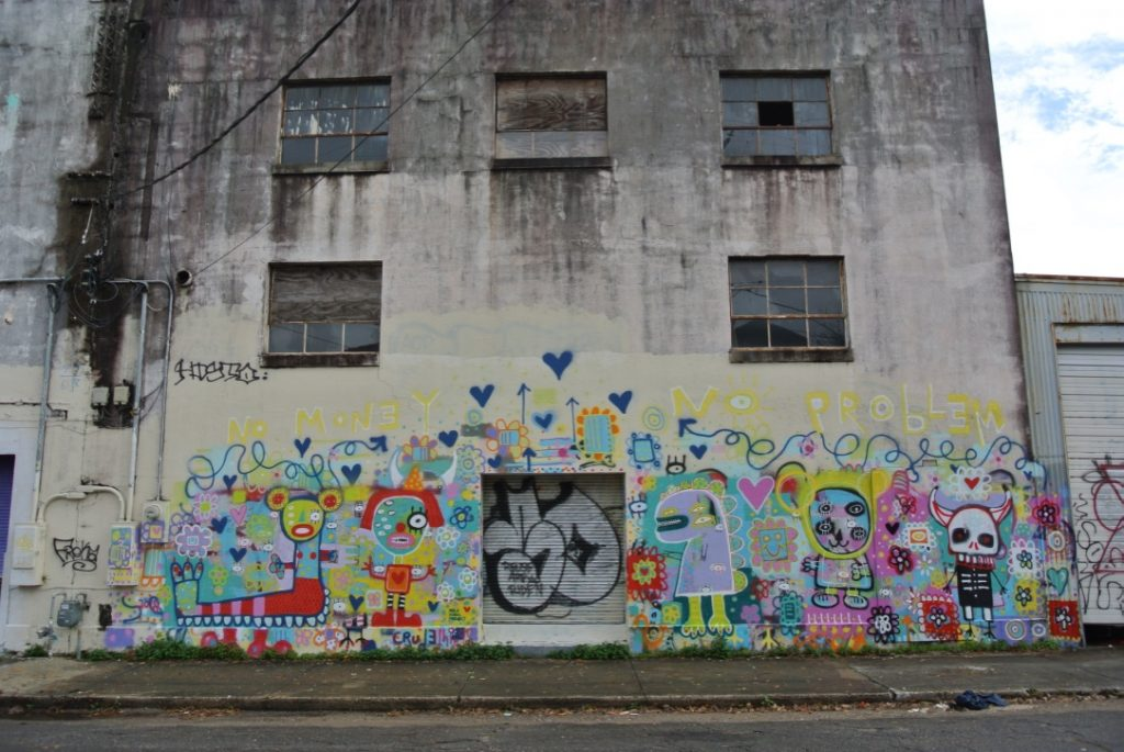 Nola Street Art, Bywater