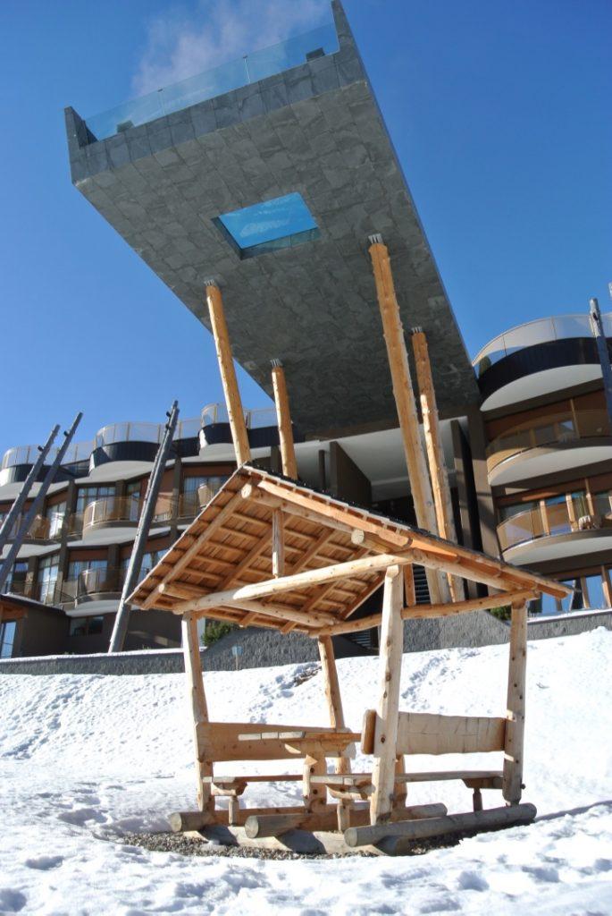 Wellness im Pustertal, Alpin Panorama Hotel Hubertus