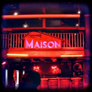 Maison, ein Jazzclub in der Frenchmen Street