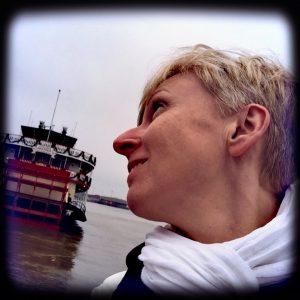 Natchez, ein Ausflug auf dem Mississippi; Isabella blickt auf die Natchez zurück