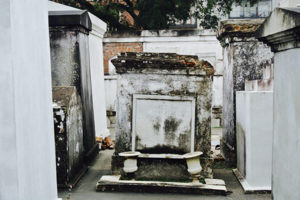 New Orleans erkunden - jetzt erst recht! Auf dem Friedhof.