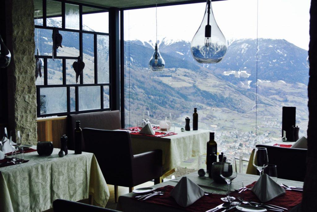 Die Aussicht geniessen: Belvita im Vinschgau