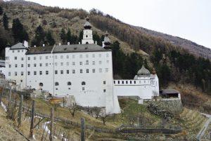 Belvita im Vinschgau: Kloster Marienberg