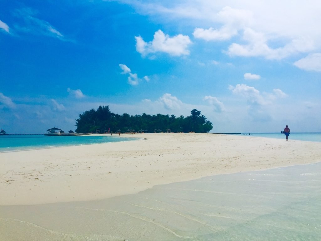 Maledivenfeeling auf Maayafushi