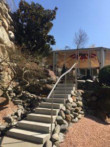 Meditatiospavillon im Preidlhof