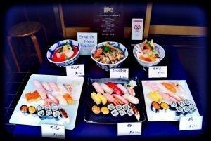 Tokyo entdecken - sich durch die Stadt essen