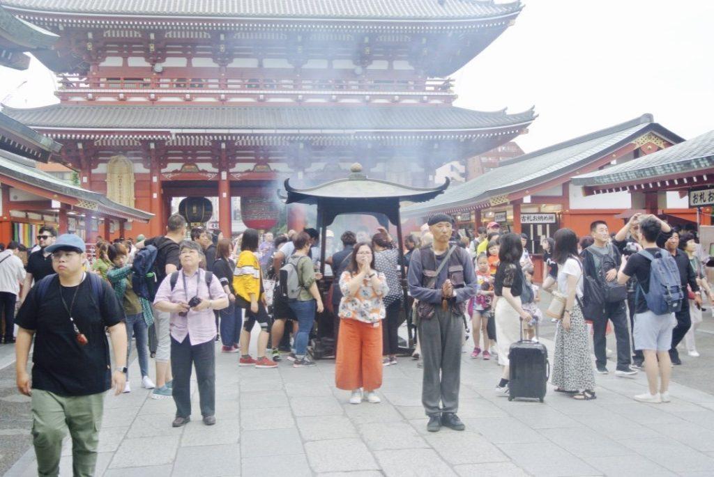 Tokyo erleben - ein Spaziergang in Asakusa