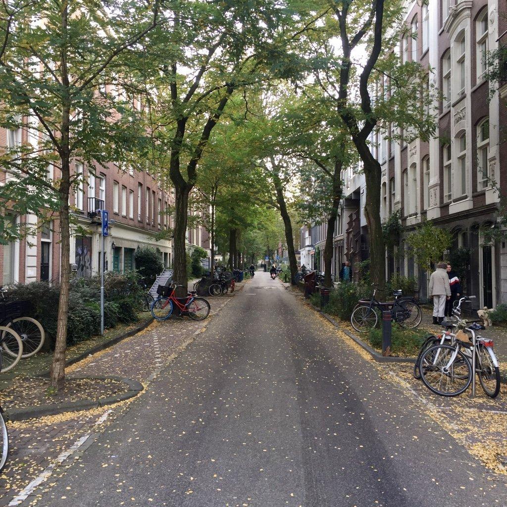 Mein Amsterdam erleben - De Pijp