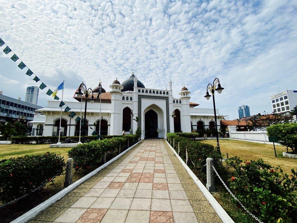 Georgetown entdecken - Kapitän Keling Moschee