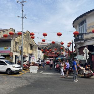 Georgetown entdecken - Penang und Malaysia