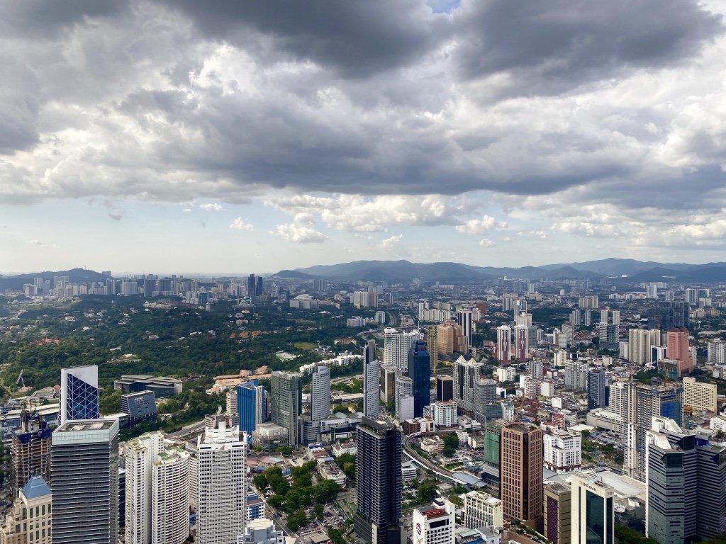 Kuala Lumpur entdecken - KL Tower