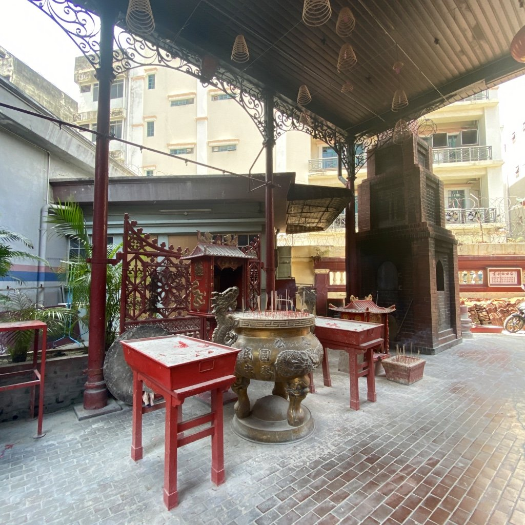 Kuala Lumpur entdecken - Sin See Ya Tempel