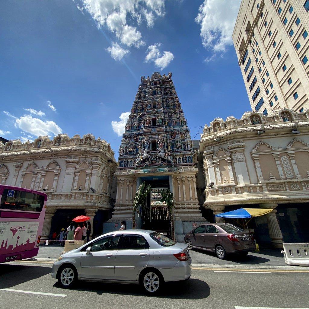 Kuala Lumpur entdecken, Hindu Tempel
