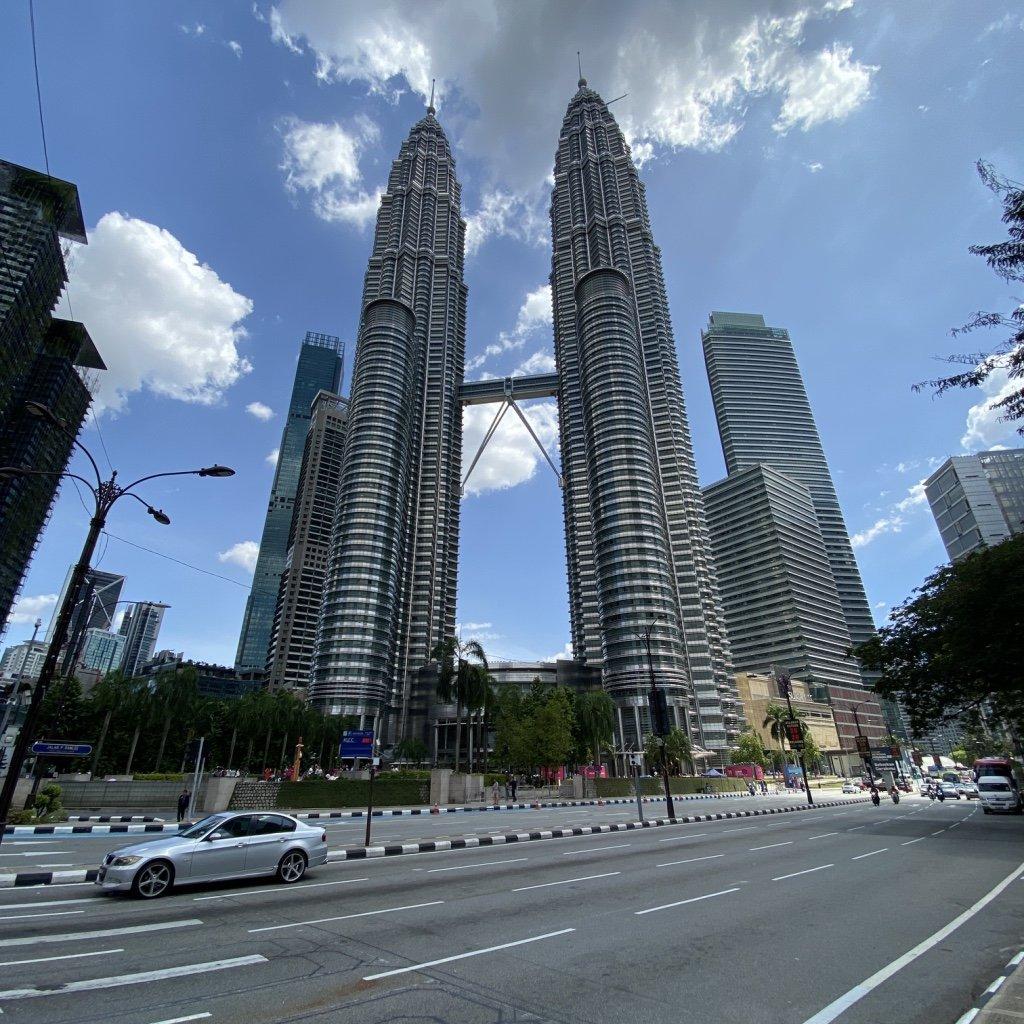 Kuala Lumpur entdecken - Twin Towers