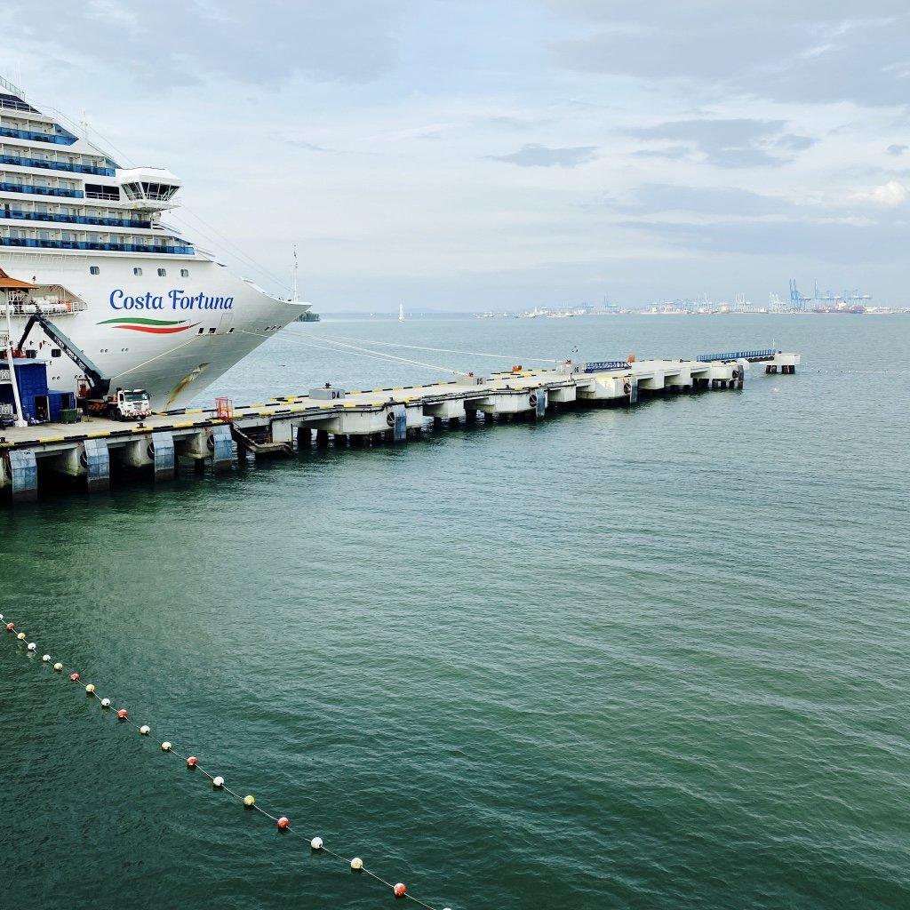 Costa Fortuna auf Südostasien Kreuzfahrt