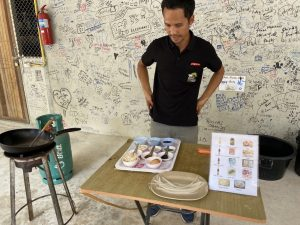 Besuch im Elephant Retirement Park Phuket mit Cooking Show inklusive