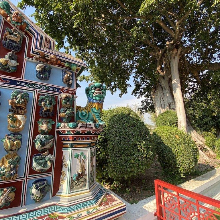 Ayutthaya in einem Tag, Tour Bangkok, Kreuzfahrt Thailand, Bang Pa In, Sommerpalast