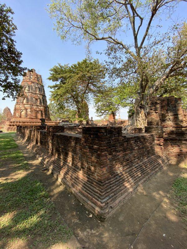 Kreuzfahrt Ausflug mit Sehenswürdigkeiten von Bangkok und Ayutthaya