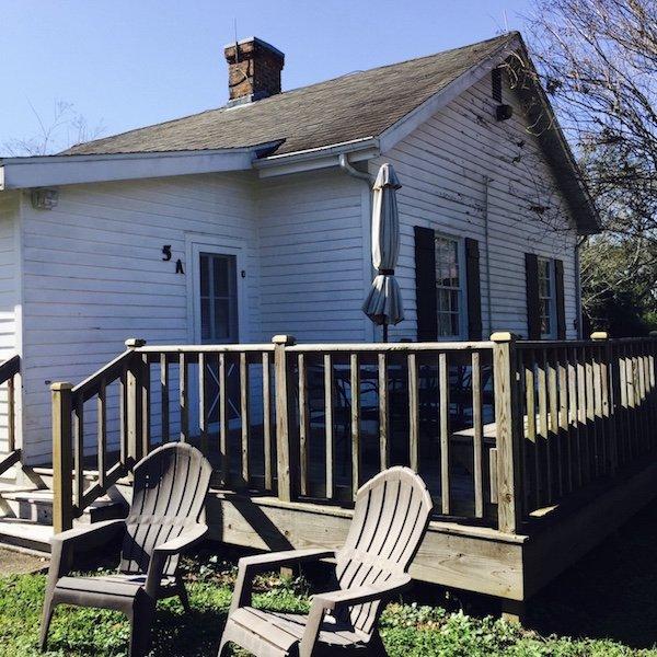 Cottage 5A - Ausflug und eine Nacht auf Oak Alley Plantation in Louisiana