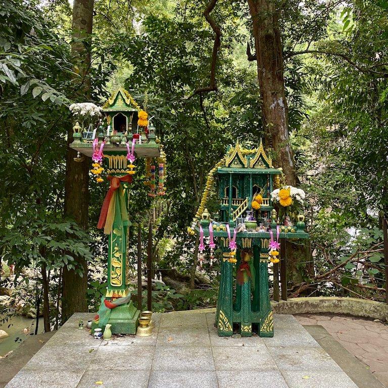Koh Samui erleben - Namuang 1 Wasserfall