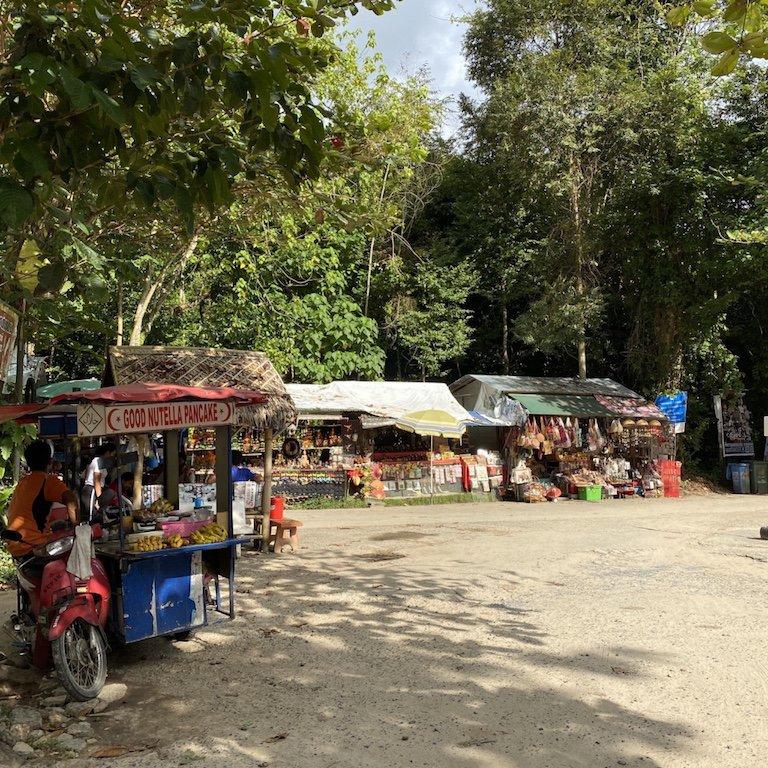 Koh Samui entdecken - Namuang 1 Wasserfall