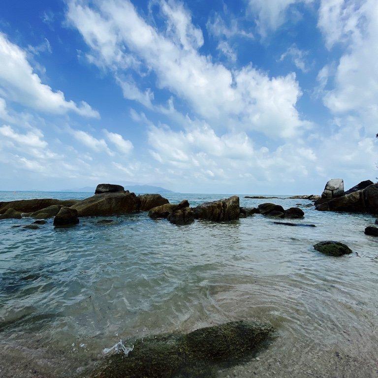 Koh Samui entdecken - Thongson Bay und Strand