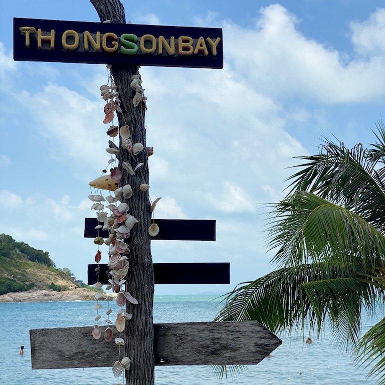 Koh Samui auf eigene Faust - Thongson Bay und Strand