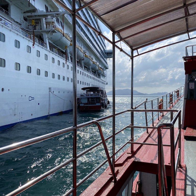 Koh Samui erleben - Südostasien Kreuzfahrt Costa Fortuna