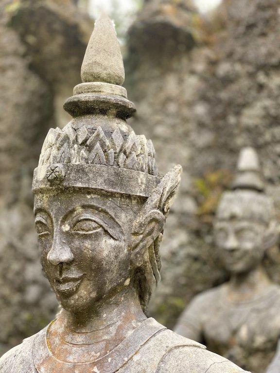 Koh Samui auf eigene Faust entdecken - im Secret Buddha Garden