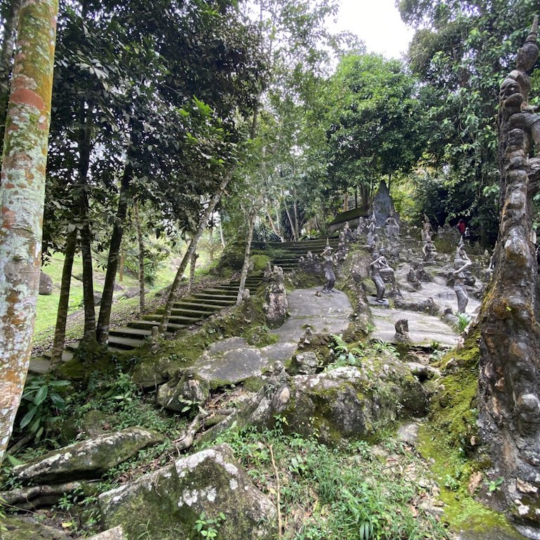 Koh Samui entdecken - im Secret Buddha Garden
