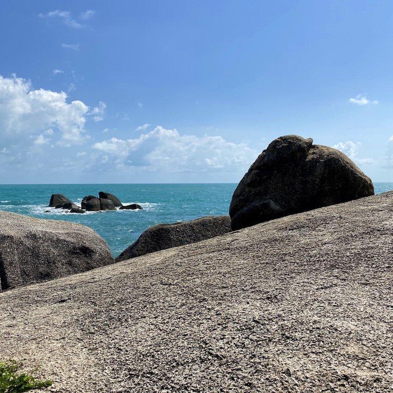 Koh Samui viewpoint - Hin Ta und Hin Yai