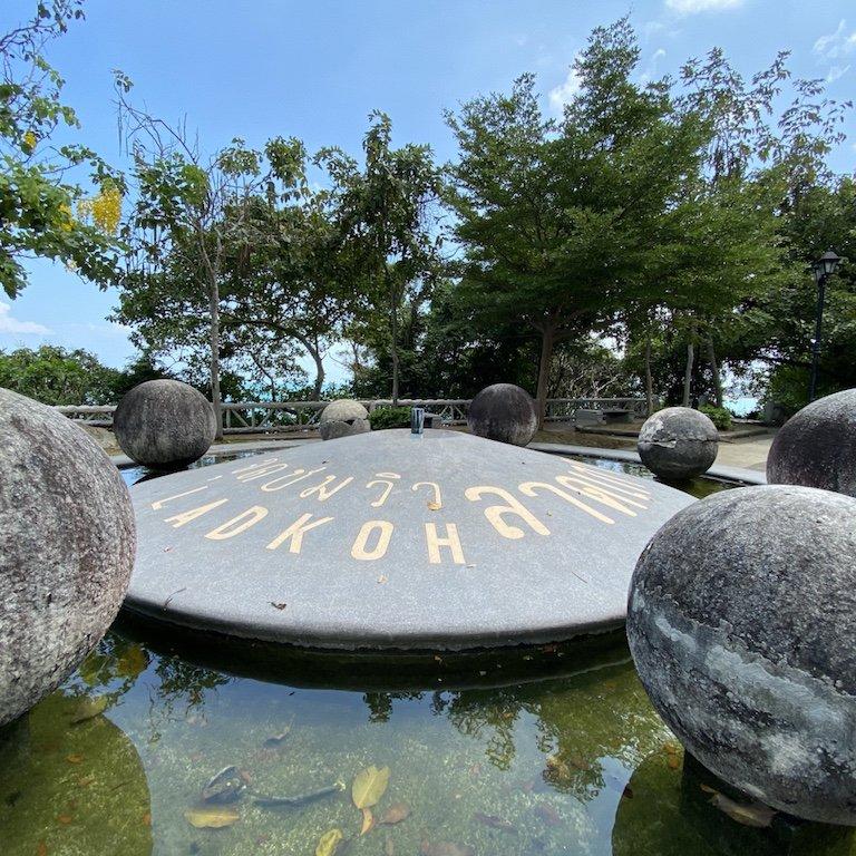 Koh Samui viewpoint - Koh Lad Aussichtspunkt